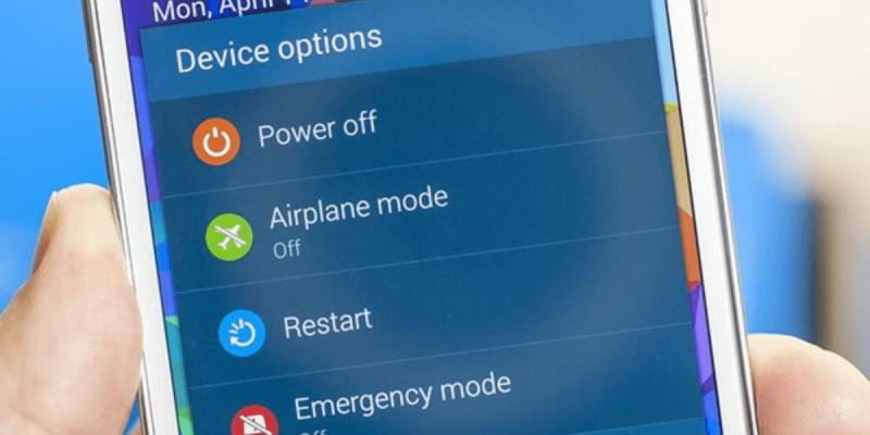 Reinicie el dispositivo Android para reparar el volumen sigue bajando solo Android