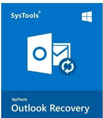 Herramientas gratuitas de reparación de correo electrónico SysTools Outlook Recovery