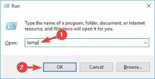 Limpiar los datos temporales antes de ejecutar la herramienta de reparación de correo electrónico