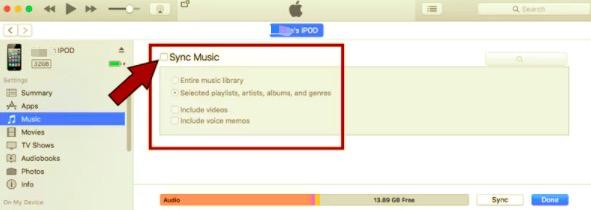 Transferir canciones de iPod a Mac con Finder
