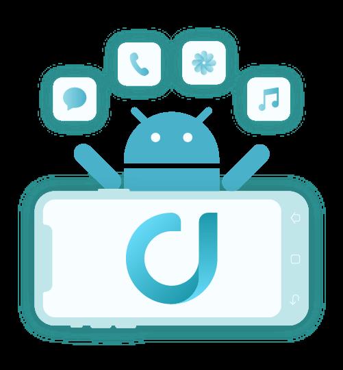 Recuperación de datos de Android FoneDog